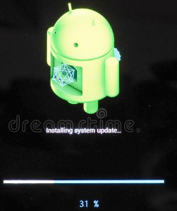 Updating android